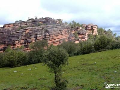 Valle Cabriel-Manchuela conquense;rio borosa hayedo tejera negra palacio de riofrio peñagolosa